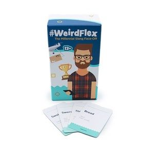 💕SALE! - #Weirdflex Card game played once